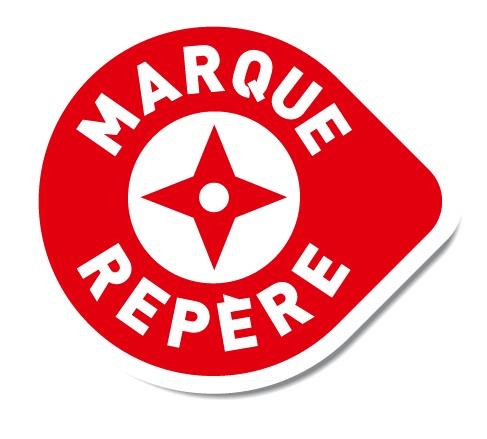 Logo + signature Marque repère
