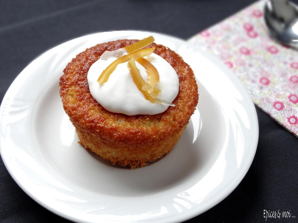 Gâteau léger à la bergamote3