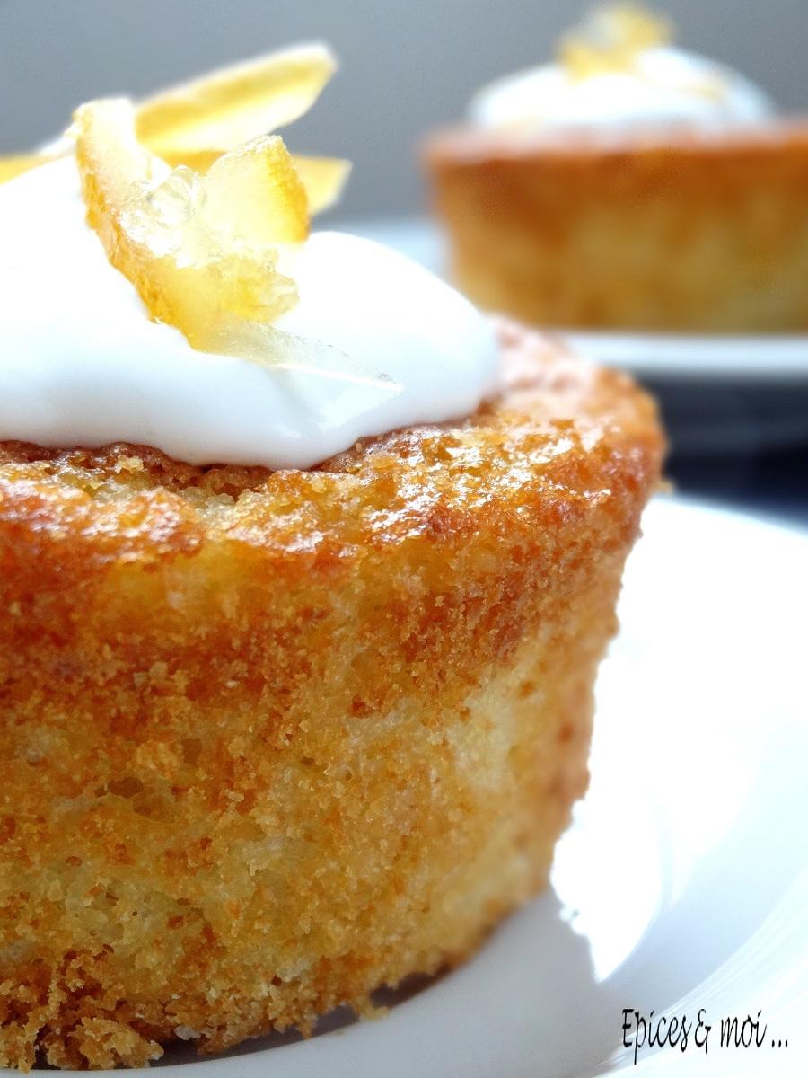 Gâteau léger à la bergamote4
