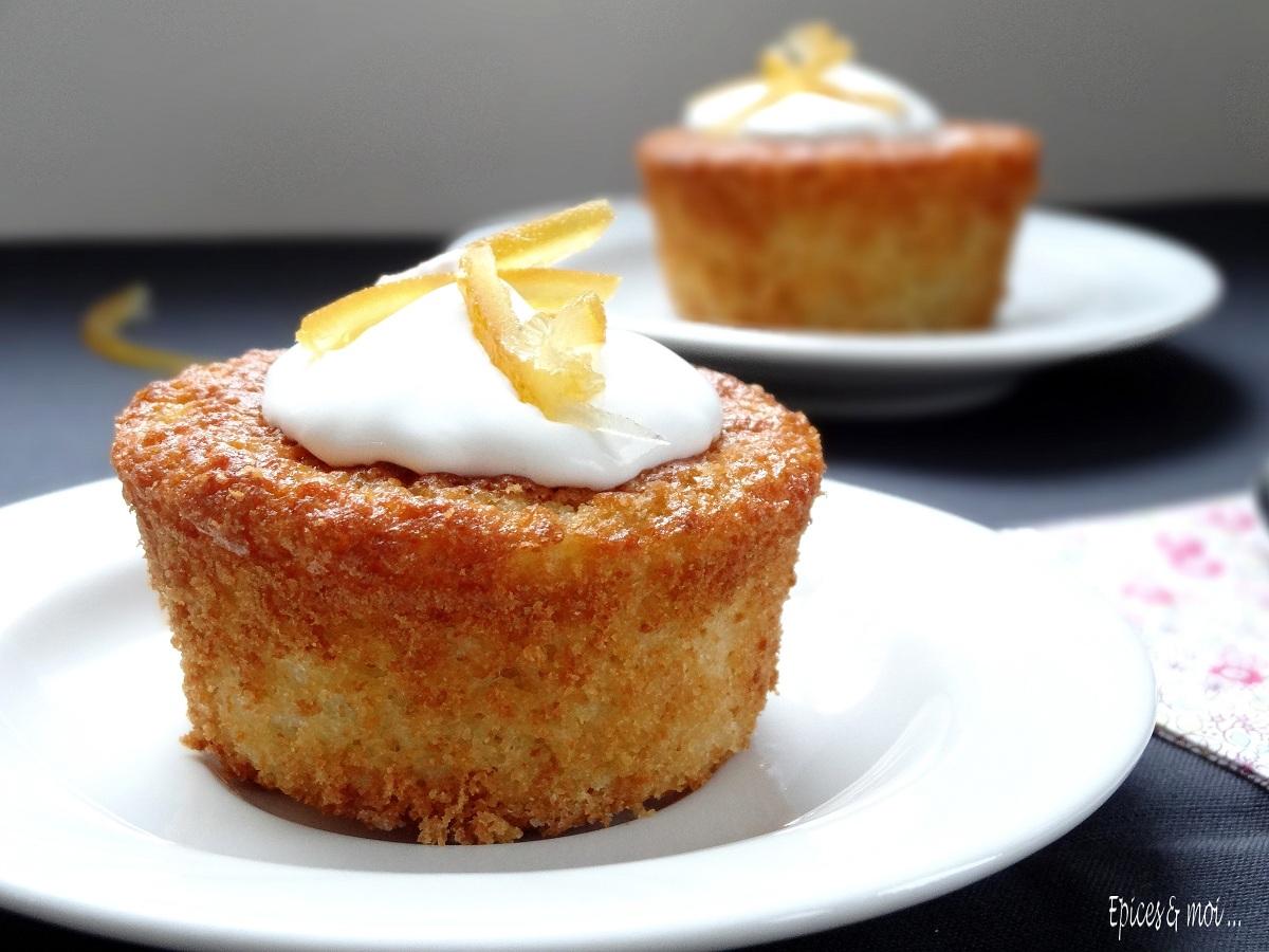 Gâteau léger à la bergamote5