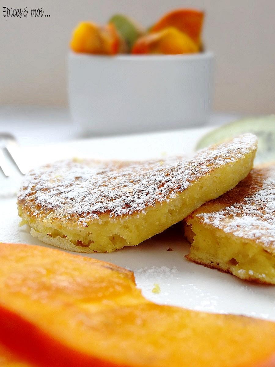 Crêpes soufflées au citron 2