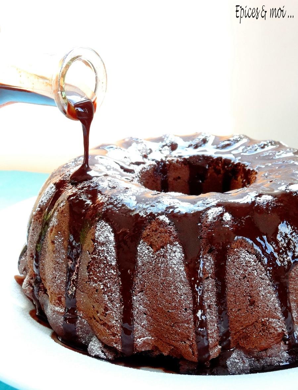 Gâteau au chocolat cannelle 1