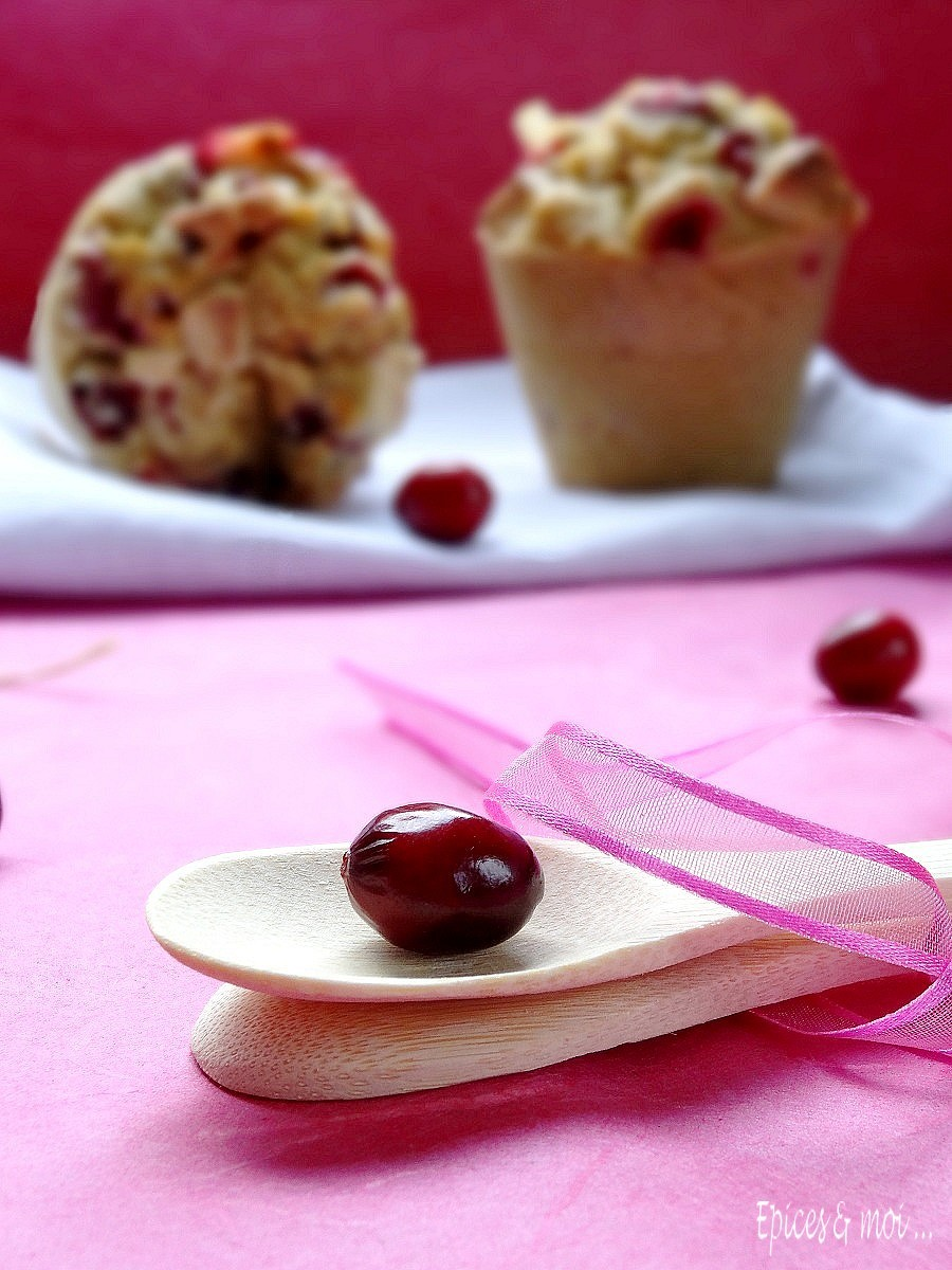 Muffins cranberries 1