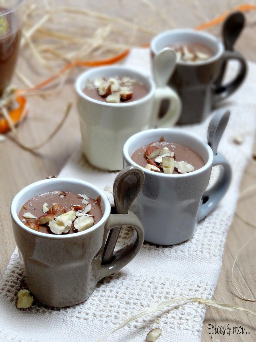 Crème chocolat noisettes 1
