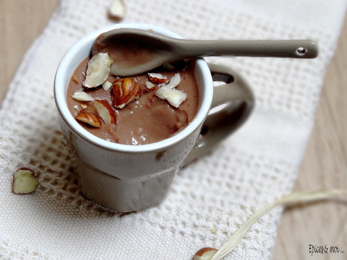 Crème chocolat noisettes 2