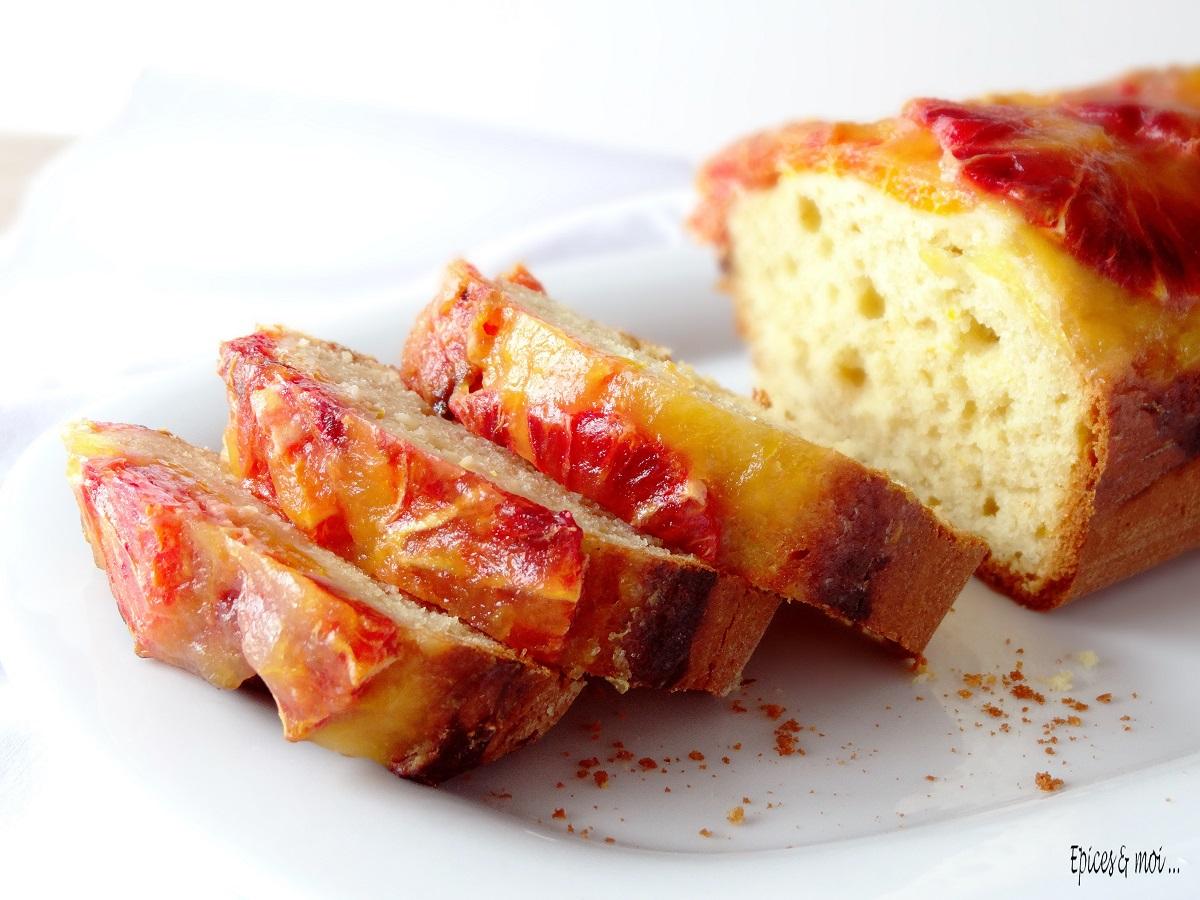 Gâteau aux oranges 1
