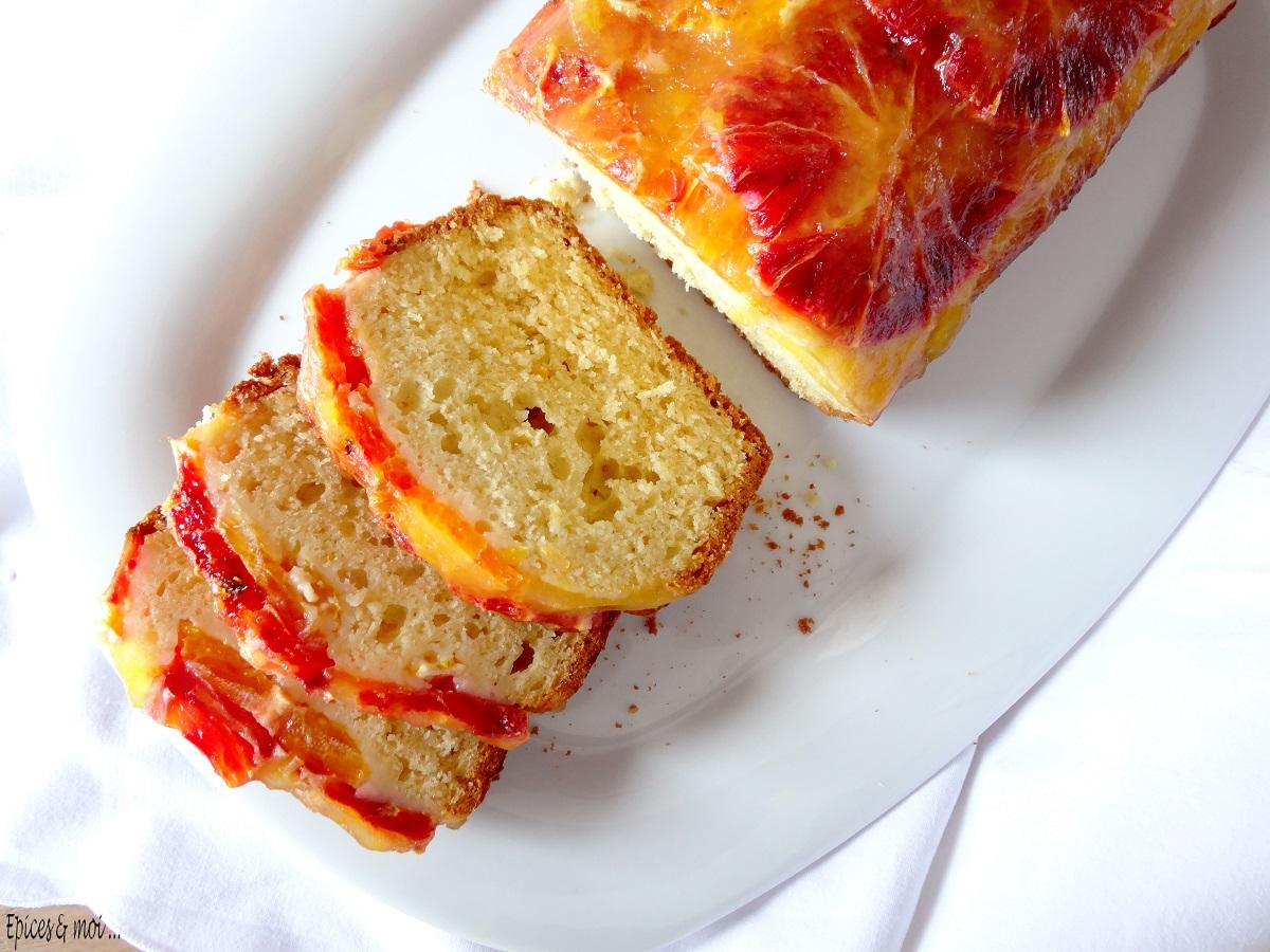 Gâteau aux oranges 2