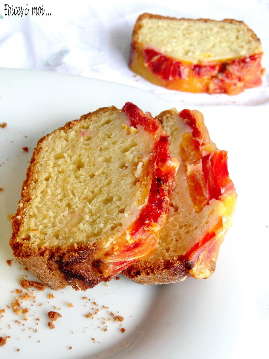 Gâteau aux oranges 4