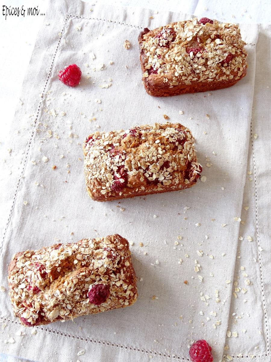 Petits pains pommes framboises 4