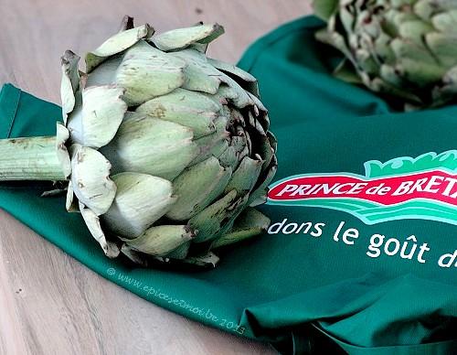 Epices & moi - Wraps artichauts camus 1