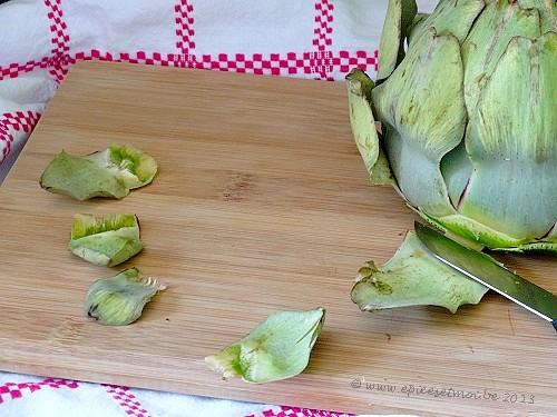 Epices & moi - Wraps artichauts camus 3