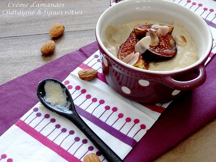 Epices&moi Crème d'amande caroube 1