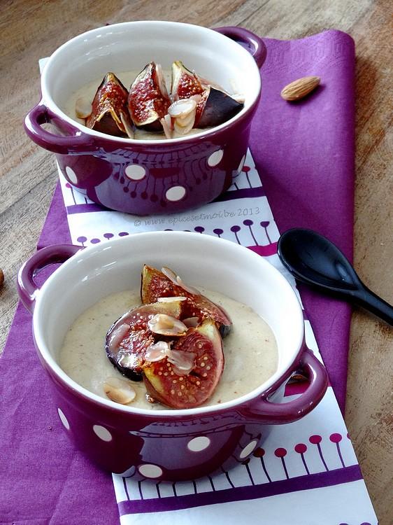 Epices&moi Crème d'amande caroube 3