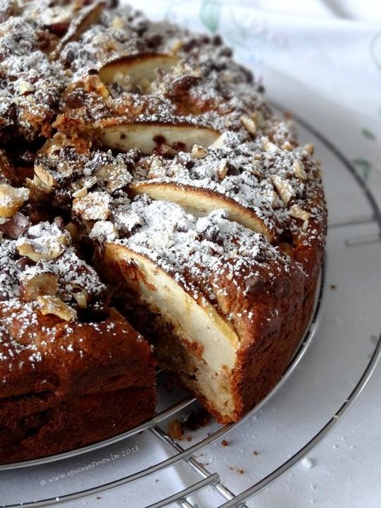 Epices&moi Gâteau pomricotta 4