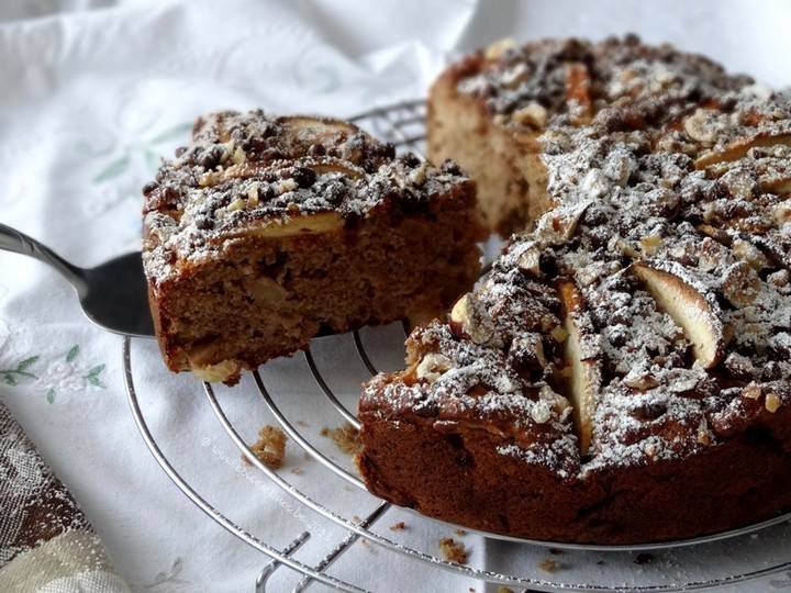 Epices&moi Gâteau pomricotta 6