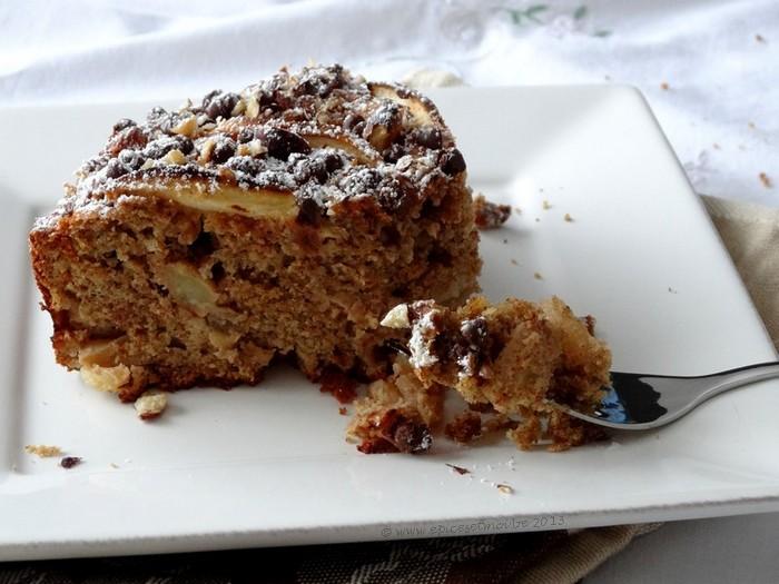 Epices&moi Gâteau pomricotta 9