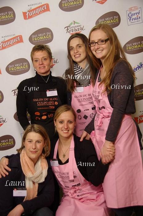 Salon du blog culinaire 1
