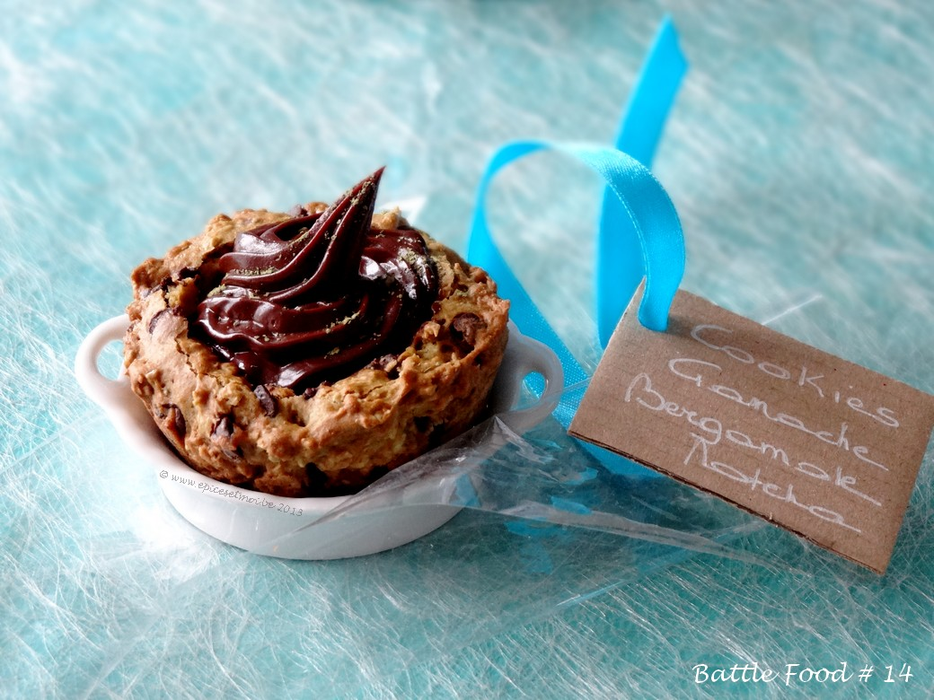 Epices & moi Cookies cups 4