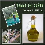 Huile d'olive Terre de Crête