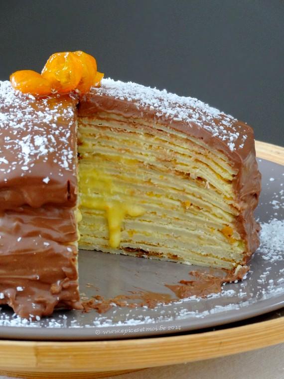 Epices & moi 2014 gâteau de crêpes 3