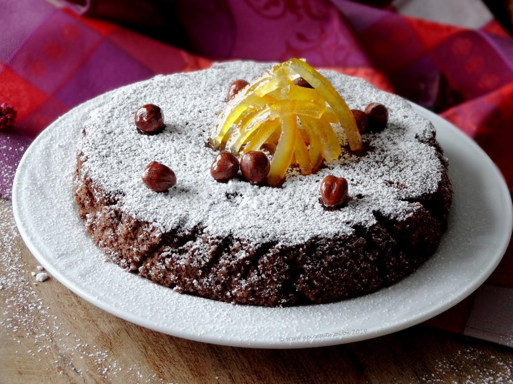Epices & moi Gâteau chocorange 5