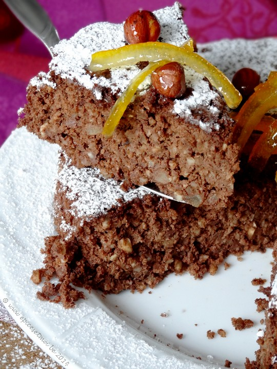 Epices & moi Gâteau chocorange 6