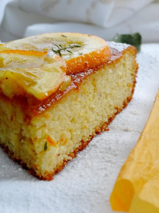 Epices & moi Gâteau oranges citrons 3