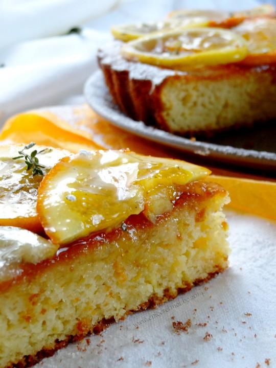 Epices & moi Gâteau oranges citrons 4