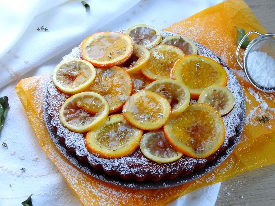 Epices & moi Gâteau oranges citrons 5