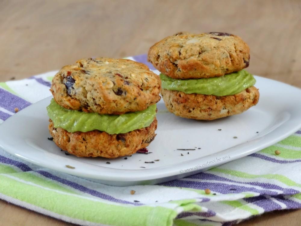 Epices & moi Sandwich cookies 4