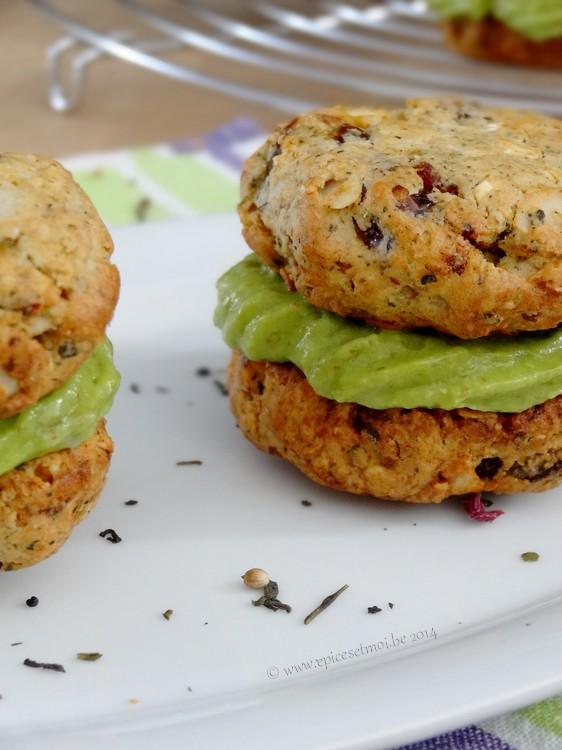Epices & moi Sandwich cookies 5