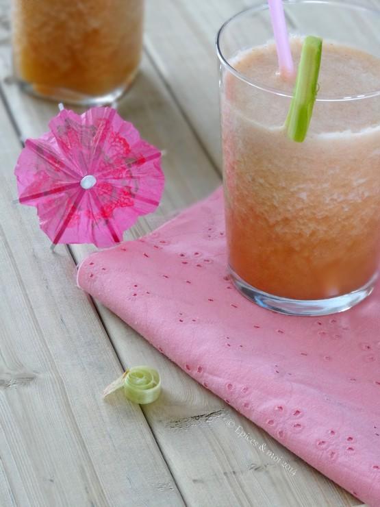 Epices & moi Thé glacé rhubarbe 6