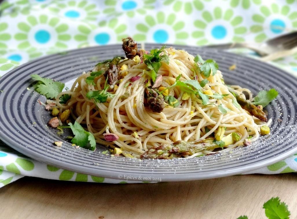Epices & moi Candide Spaghetti citron 3
