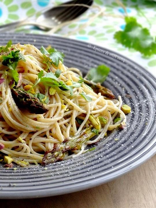 Epices & moi Candide Spaghetti citron 4