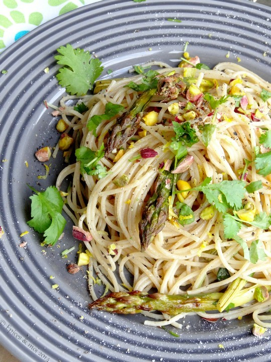 Epices & moi Candide Spaghetti citron 6