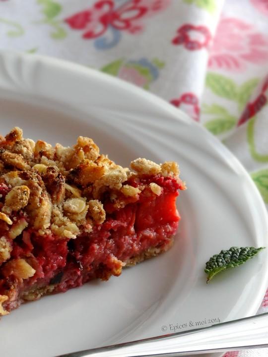 Epices & moi tarte crumble 3