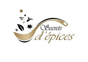 Logo - Secrets d'Çpices noir