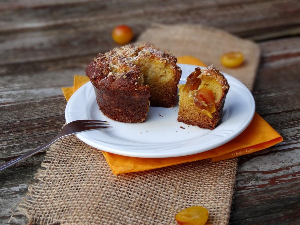 Epices & moi Gâteau polenta 3