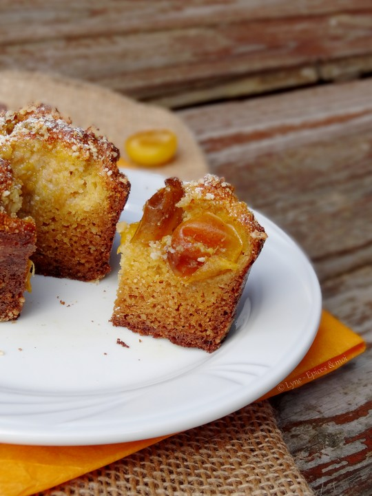 Epices & moi Gâteau polenta 5