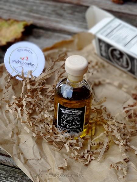 Epices & moi Pâtes huile truffes 10