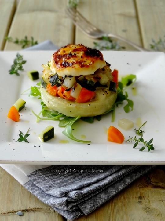 Epices & moi Artichauts légumes 3