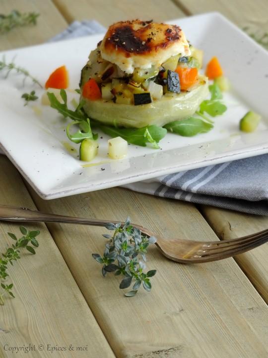 Epices & moi Artichauts légumes 5