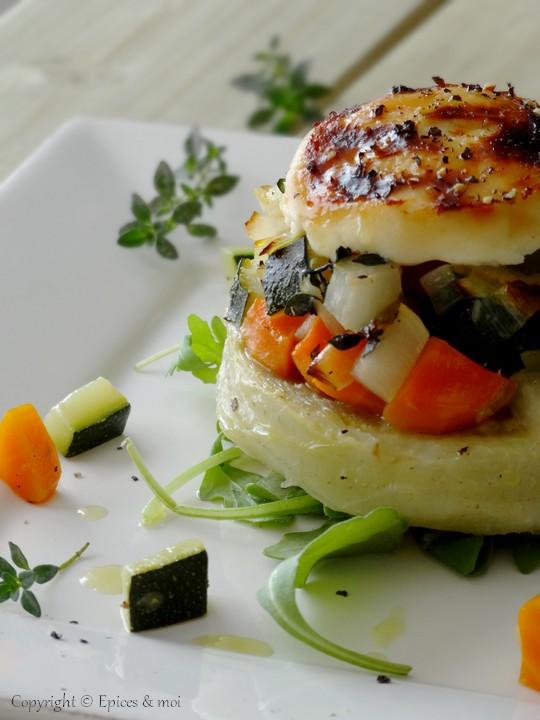 Epices & moi Artichauts légumes 6