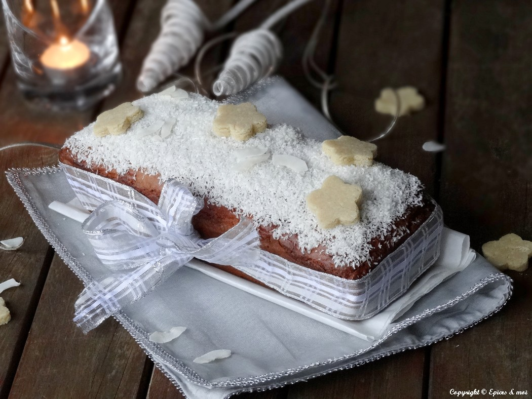 Epices & moi Cake Noël 1