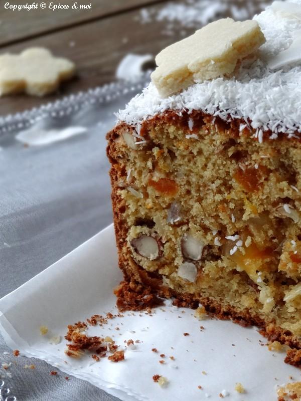 Epices & moi Cake Noël 5