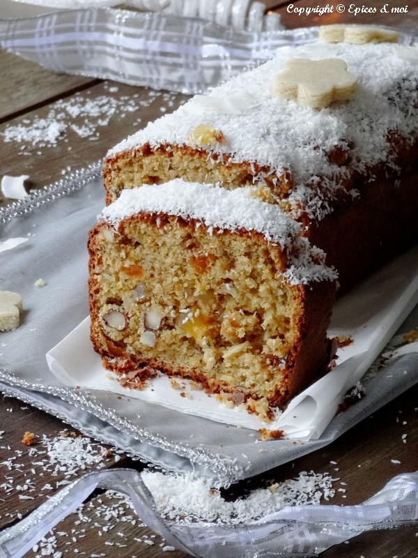 Epices & moi Cake Noël 7