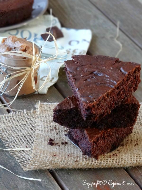Epices & moi Fondant chocolat marrons 6