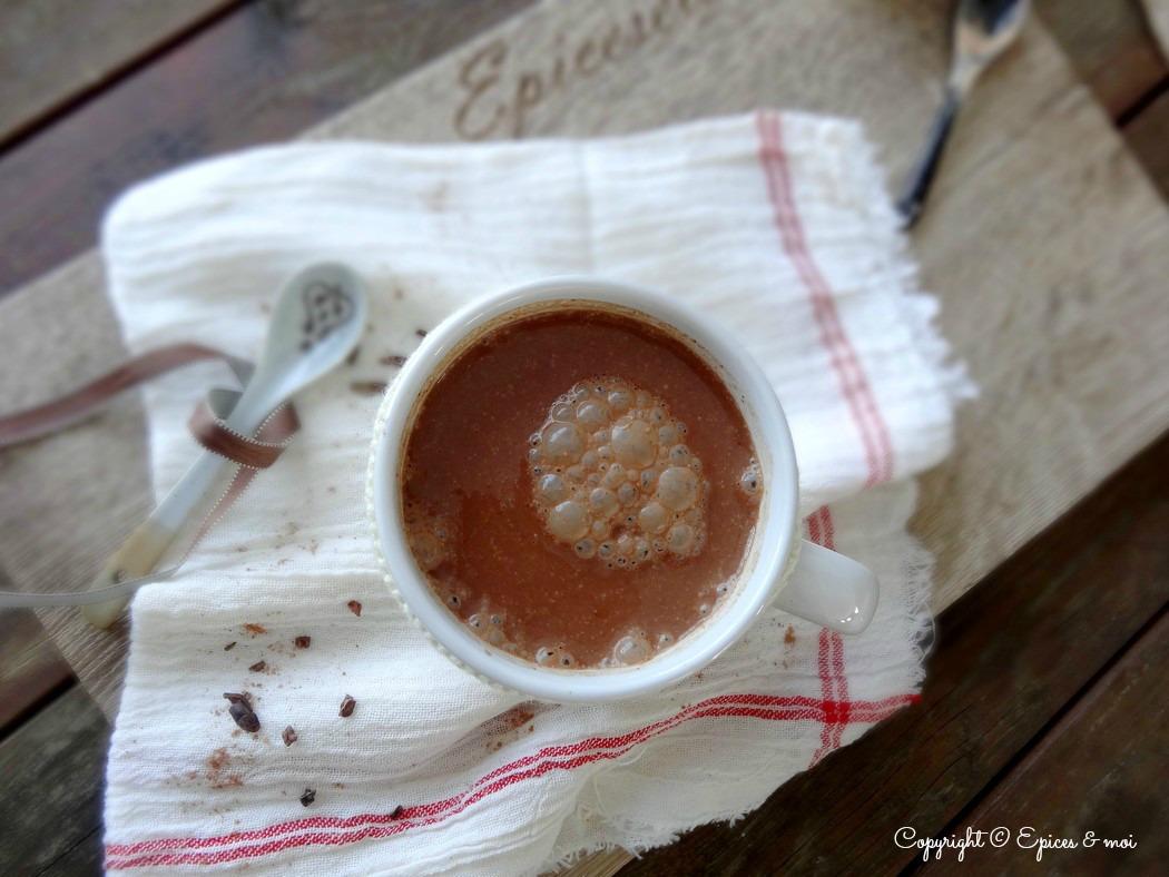 Epices & moi Chocolat cru lucuma 9