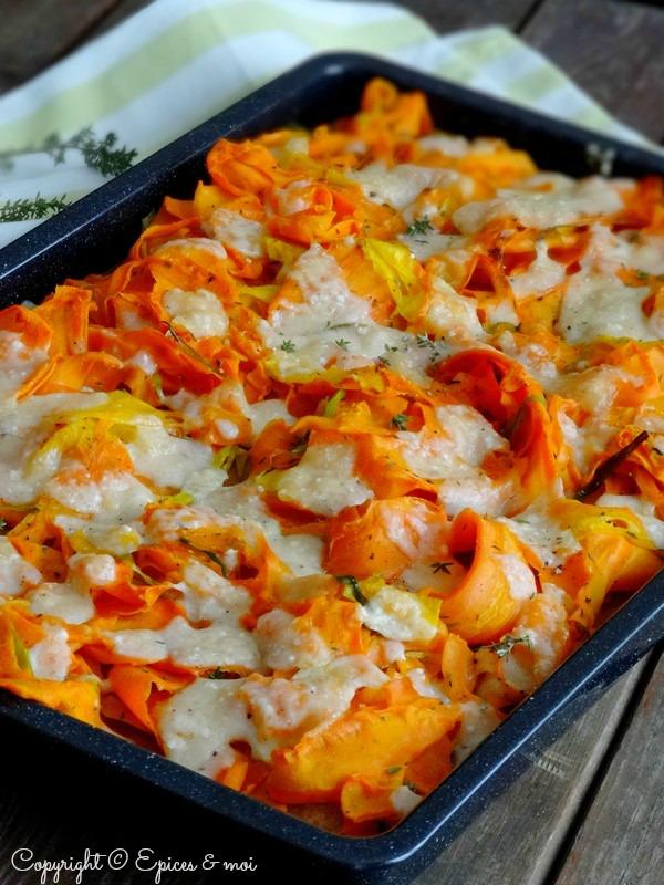 Epices & moi Pain de maïs carottes 1