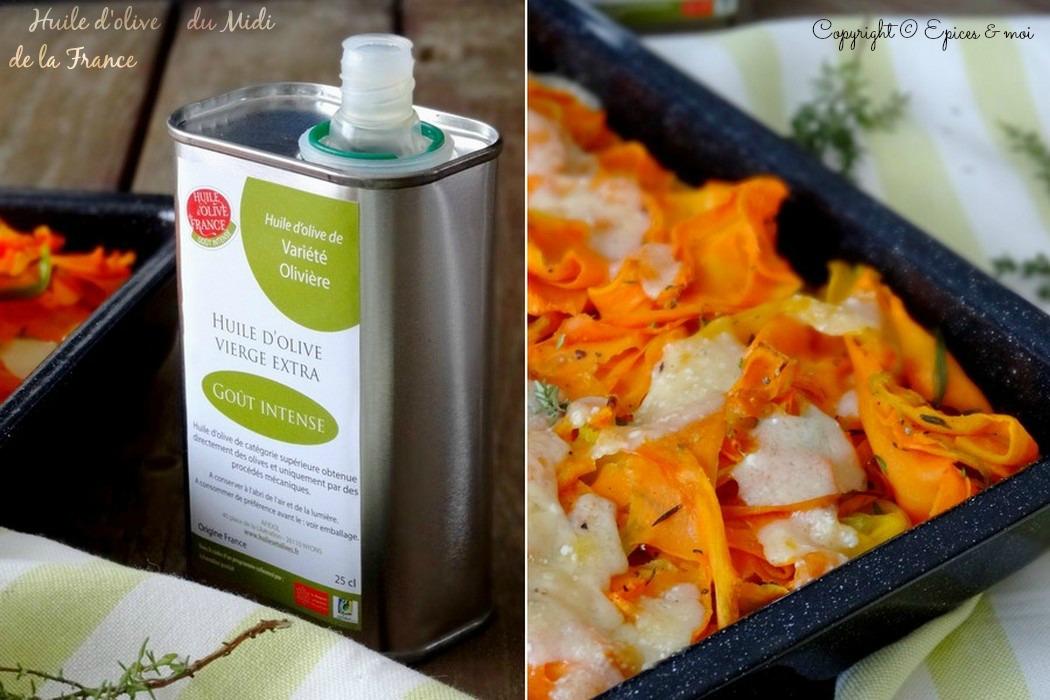 Epices & moi Pain de maïs carottes 9